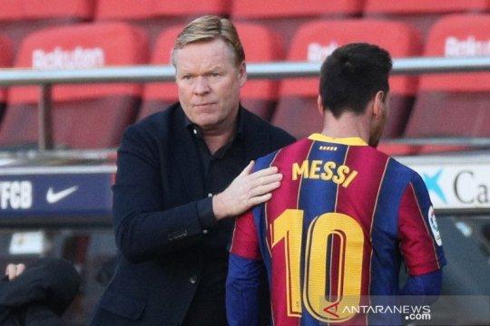 Ronaldinho ingin no. 10 diistirahatkan bila Messi pensiun di Barcelona