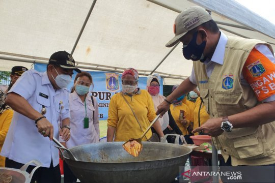 Pertambahan kasus COVID-19 Jakarta pada Rabu sebanyak 1.166