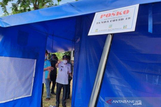 Tes usap di pengungsian banjir diharapkan selesai delapan jam
