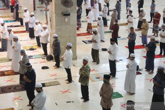 Tokoh agama di Kalsel serukan masyarakat patuhi protokol kesehatan