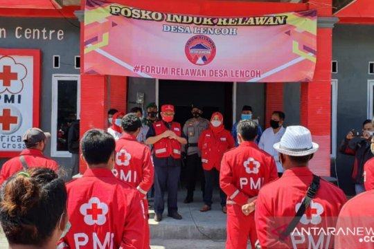 PMI mobilisasi relawan bantu penanganan bencana erupsi Gunung Semeru