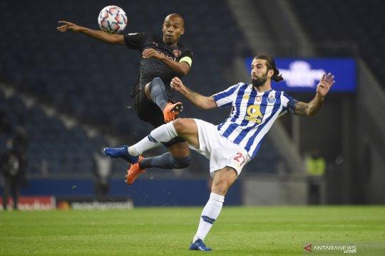 Liga Champions: Porto vs City tanpa gol