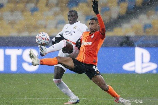 Liga Champions: Shakhtar Donetsk  permalukan Madrid 2-0