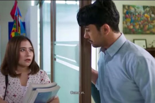 "Hubungan Prilly - Reza Rahadian berlanjut di musim kedua ""MLMH"""