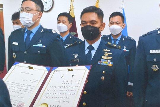 Perwira TNI AU torehkan prestasi di Korea Selatan