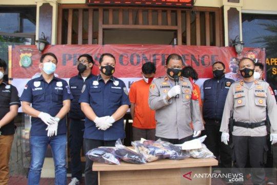Polisi kejar dua DPO pelaku tawuran penyiram air keras di Kebon Jeruk