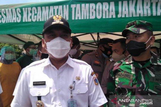 Pengungsian korban kebakaran Angke dipastikan terapkan prokes