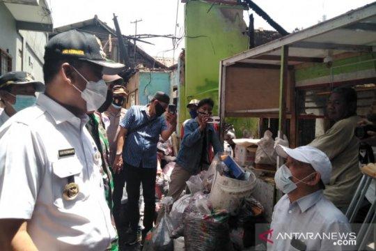 RW 01 Rawa Buaya siapkan pengungsian korban banjir terpapar COVID-19