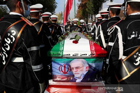 DK PBB kemungkinan tidak peduli terkait pembunuhan ilmuwan Iran