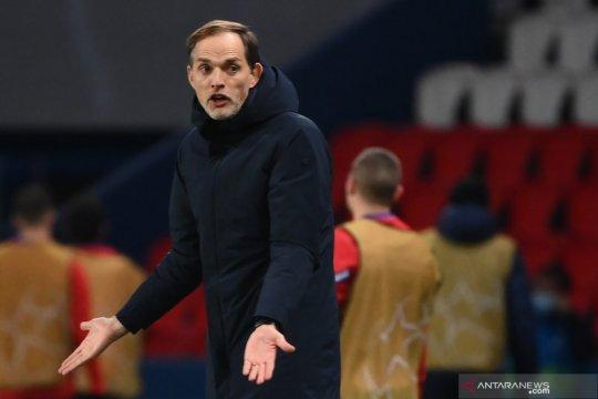 PSG resmi pecat pelatih Thomas Tuchel