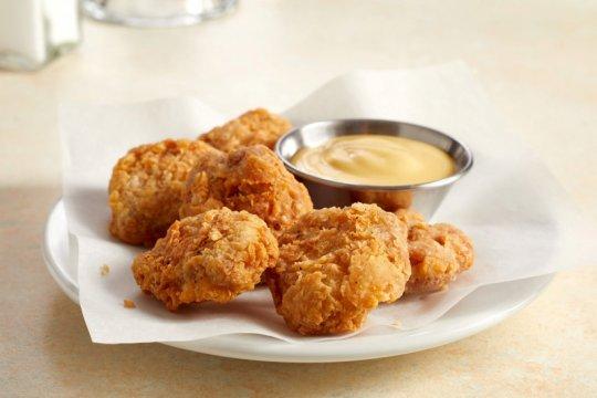 """""""Chicken bites"""" hasil budidaya lab mulai dijual di Singapura"""