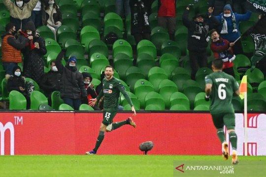 Atasi Rennes, Krasnodar kunci posisi ketiga Grup E Liga Champions
