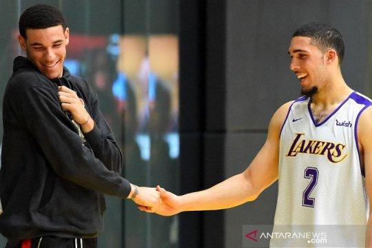 Pistons rekrut LiAngelo, tiga Ball bersaudara tembus NBA