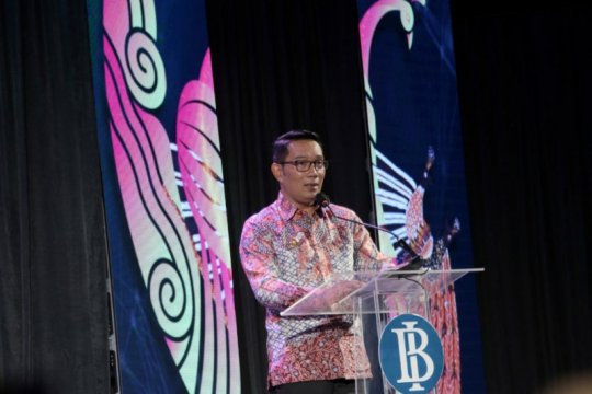 Ridwan Kamil prediksi Jawa Barat alami krisis pangan pada 2021