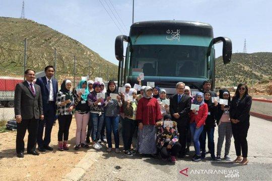 WNI korban perdagangan orang dipulangkan dari Timur Tengah