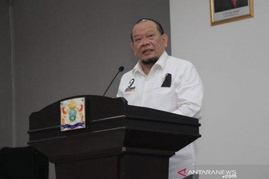 DPD: Pastikan kenyamanan pengungsi Gunung Ili Lewotolok