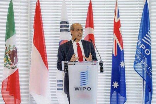 Yasonna bangga Hasan Kleib terpilih jadi deputi direktur jenderal WIPO