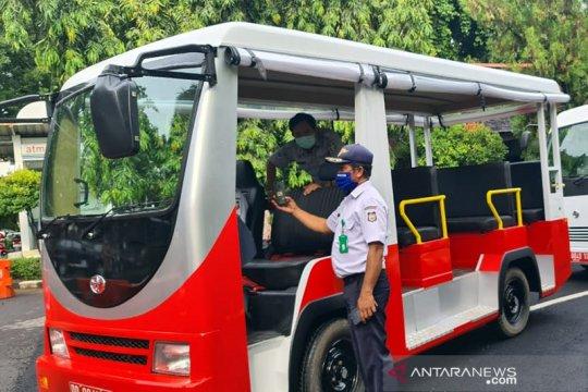 Makassar luncurkan Bus Wisata Metro Kota