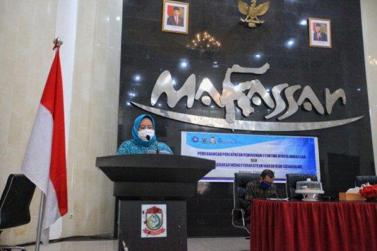 TP PKK Makassar-DKP Sulsel berkolaborasi turunkan angka stunting
