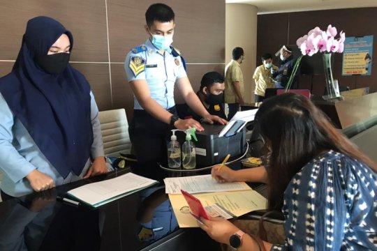 Januari-November 2020, Kemenkumham Sulsel terbitkan 1.244 paspor