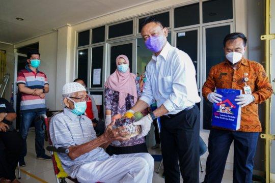 Pasien lansia 95 tahun di Pontianak sembuh dari COVID-19
