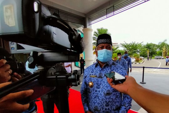 Gubernur: Stok pangan Papua Barat aman jelang Natal, jangan panik
