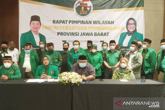 PPP Jabar deklarasi dukung Suharso Manoarfa di Muktamar IX