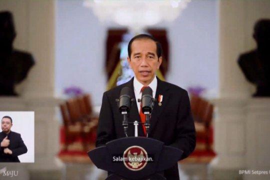 Jokowi: Hari Disabilitas Internasional momen tingkatkan kesetaraan