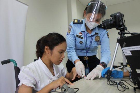Imigrasi Tangerang layani paspor anak penyandang disabilitas