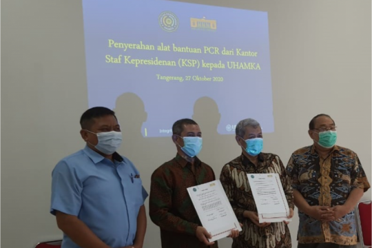FK Uhamka digandeng KSP lakukan tes usap pegawai