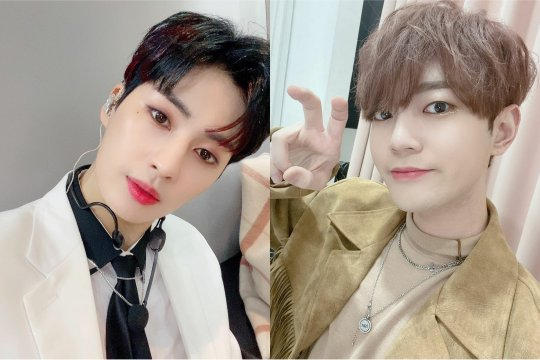 Dua personel UP10TION dan Everglow positif COVID-19