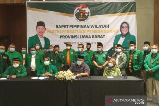PPP Jabar dorong pemilihan ketum di Muktamar IX secara aklamasi