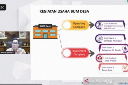 Mendes PDTT apresiasi upaya PT Djarum tingkatkan kapasitas BUMDes