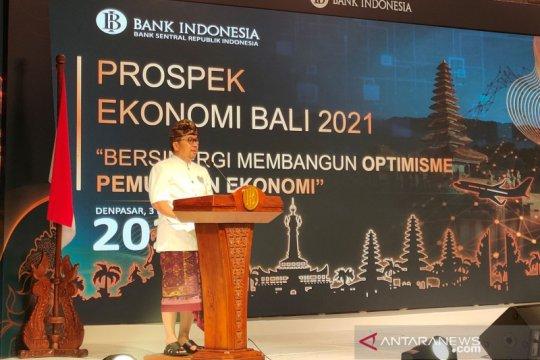 BI: Pertumbuhan ekonomi Bali 2021  mencapai 5,5 persen