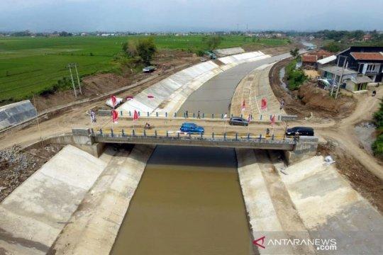 Kementerian PUPR: Sodetan Cisangkuy akan bantu tangani banjir Bandung