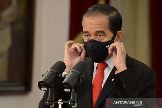 Presiden Jokowi : Potensi pasar ekspor RI belum banyak tergarap