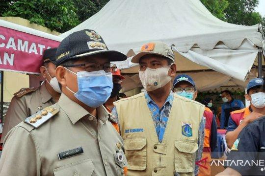 Jakarta Selatan targetkan banjir dan genangan surut enam jam