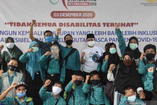 KPPPA: Anak disabilitas perlu pelindungan khusus dari COVID-19
