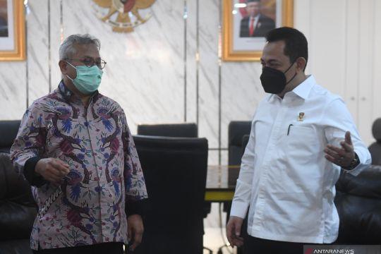 Kabareskrim koordinasi kemananan dengan ketua KPU