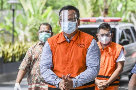 Edhy Prabowo dikonfirmasi dugaan penerimaan uang yang dikelola AM