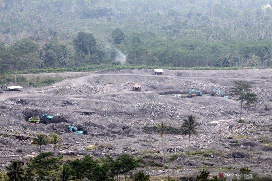 PVMBG: Getaran banjir lahar dingin Semeru terekam satu kali