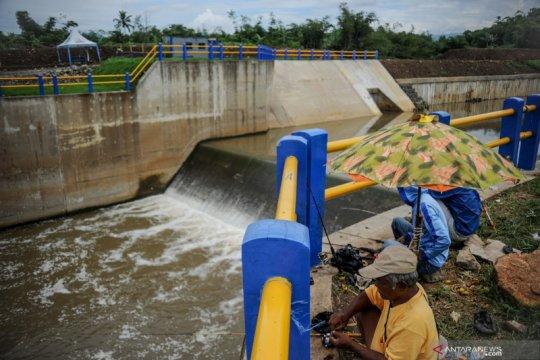 Proyek pengendali banjir Sungai Cisangkuy