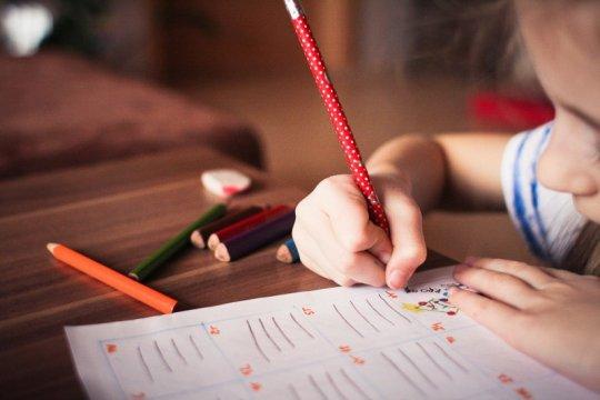 Tips pakar agar anak mumpuni menulis