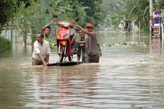 Wilayah Banyumas Raya harus siaga hadapi bencana hidrometeorologi