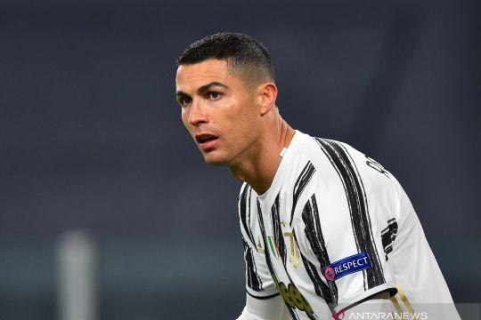 Cristiano Ronaldo tembus gol ke-750