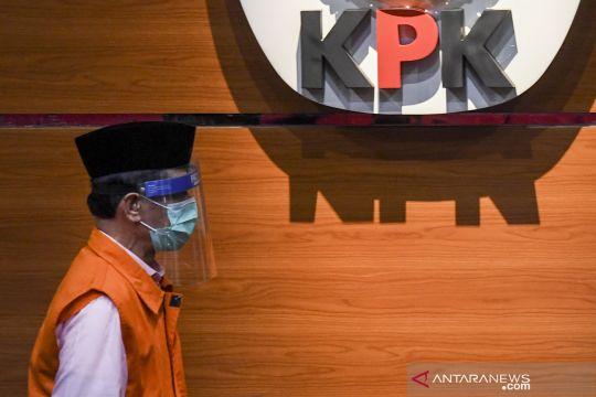 KPK tahan mantan anggota BPK Rizal Djalil
