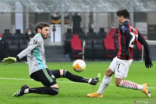 Milan dan Lille genggam tiket 32 besar usai laga putaran kelima