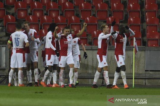 Slavia dan Bayer Leverkusen pastikan melaju bersama ke 32 besar
