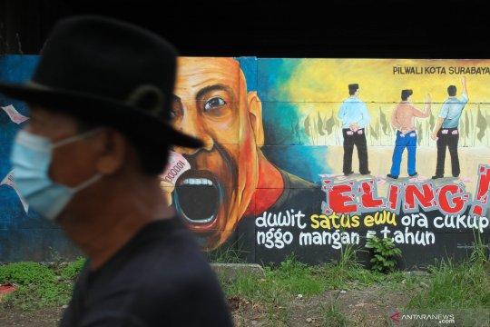 Bawaslu Surabaya: Pemilih dilarang bawa ponsel saat masuk bilik suara