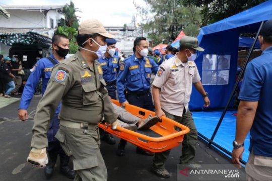 RW 01 Rawa Buaya bersiap tanggap banjir menuju Kampung Tangguh Bencana